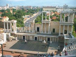Город Пловдив приятно удивил