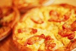 Настоящая пицца Маргарита
